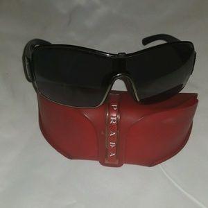 Prada Sunglasses with Original Case